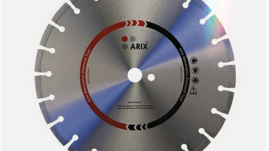416mm Arix Pre Cut Hand Saw Blade - Professional