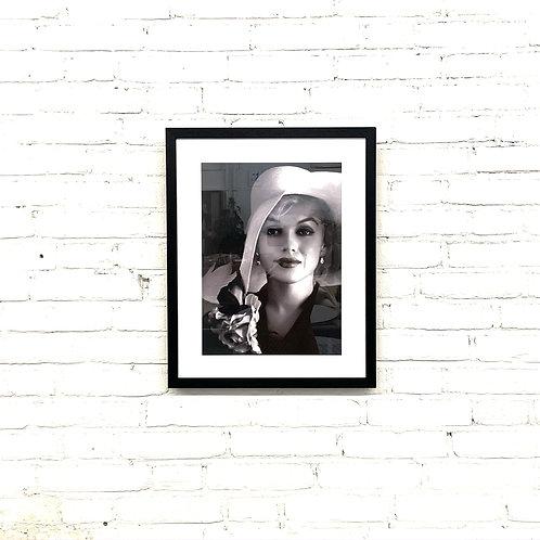 Foto met lijst Marilyn Monroe