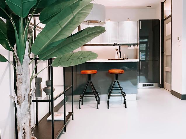 Burmandwarsstraat Appartement Amsterdam