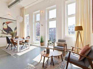 Graaf Florisstraat Appartement Amsterdam