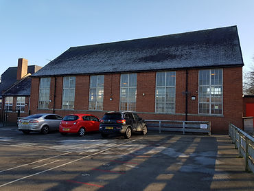 Langley Park School Community Gym