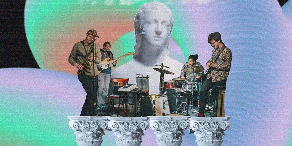 MOPED LOEWEN J∆ZZ-ROCK ORCHESTR∆ live at Orpheum