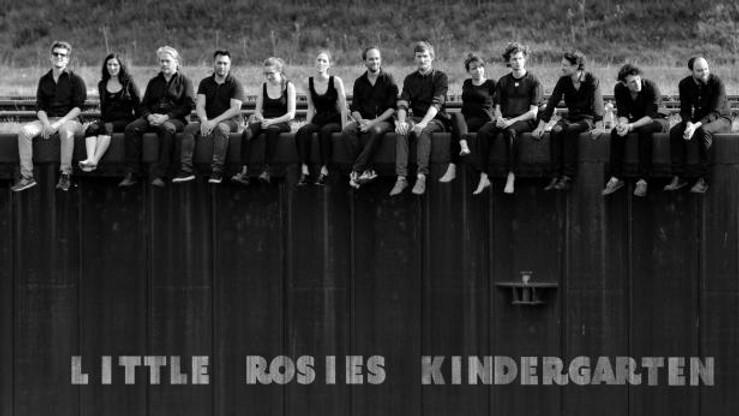 LIttle Rosies Kindergarten // Porgy & Bess stageband