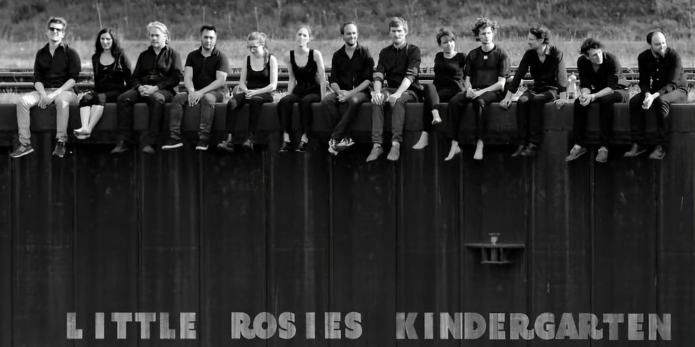 Little Rosies Kindergarten // Porgy and Bess stage band