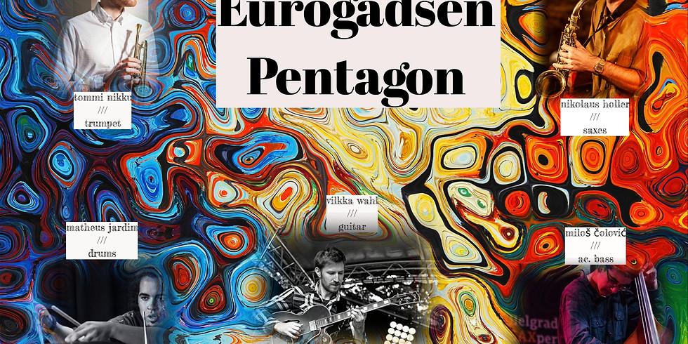 Eurogadsen Pentagon in Graz