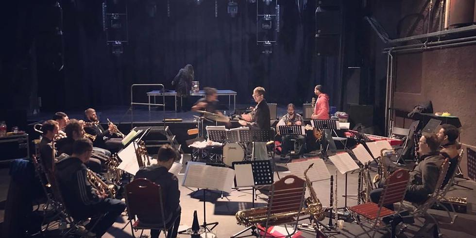 Jatobá Brasilian Big Band in Vienna