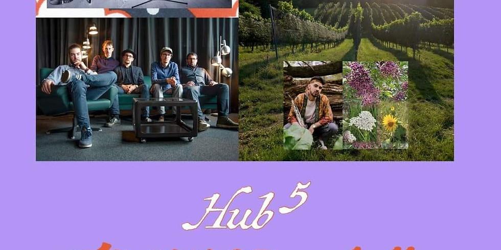 Flower feat. Holler // Hub5 in Klöch