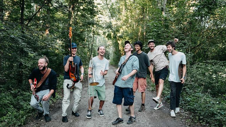 Stick a Bush at Gleichklang Festival