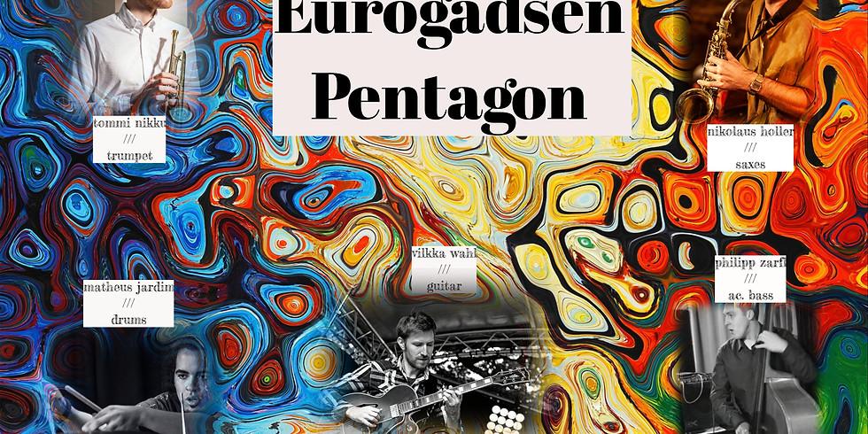 Eurogadsen Pentagon in Vienna