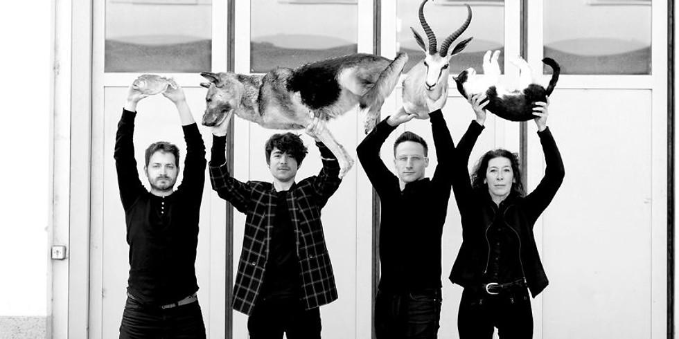 Adele Neuhauser, Edi Nulz & Graz Composers Orchestra: Die Letzten ihrer Art