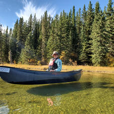 Fish Lake Paddle 2020