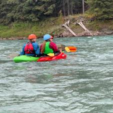 KYD Paddle Emma & Rayce