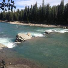Upper Red Deer River