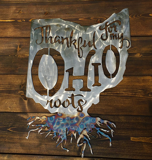 Thankful For My Ohio Roots