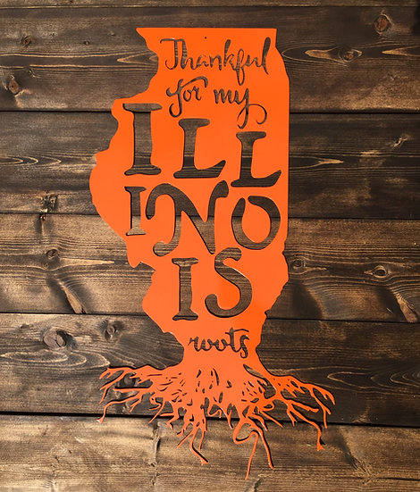 Thankful For My Illinois Roots