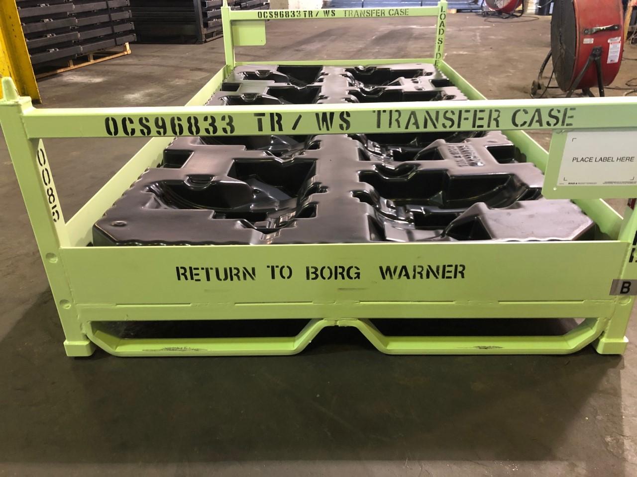 TR WS Transfer Case