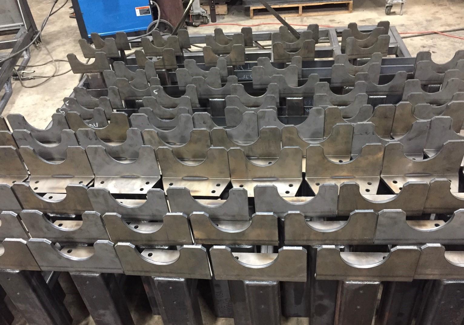 Mobis Rear Axle Rack Sub Assemblies