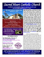 2021-0214 Sacred Heart Bulletin ONLINE_P
