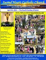 2021-0425 Sacred Heart Bulletin COVER.pn