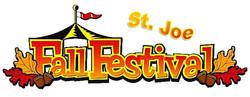 St Joe Fall Festival Logo REV