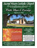 2020-0920 Sacred Heart Bulletin ONLINE_P