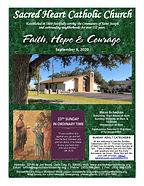 2020-0906 Sacred Heart Bulletin ONLINE_P