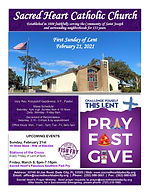 2021-0221 Sacred Heart Bulletin ONLINE_P
