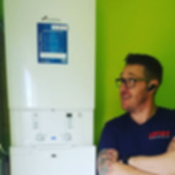 First boiler install in collaboration wi