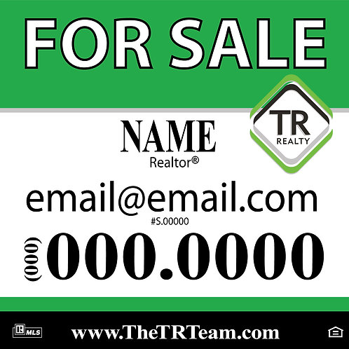 TR Realty I FOR SALE I 24x24