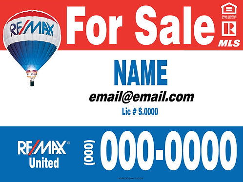 Remax I For Sale I 24x18