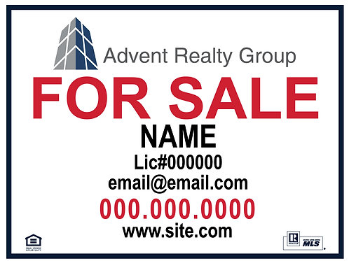 Advent Realty GroupI FOR SALE I 24x18