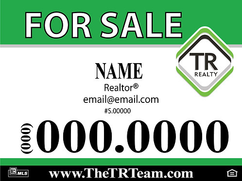 TR Realty I FOR SALE I 24x18