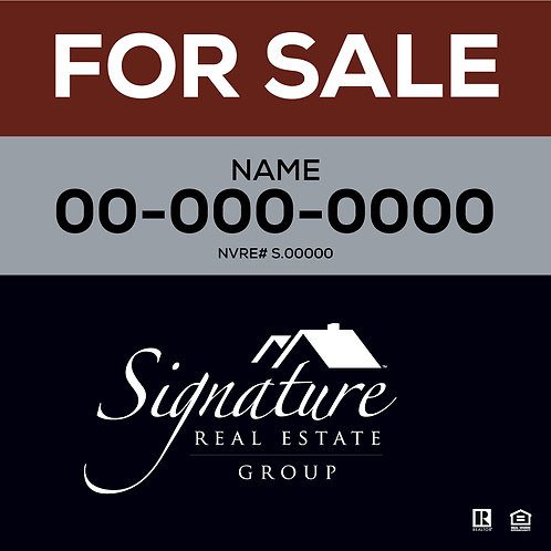 Signature Real Estate I FOR SALE I 24x24
