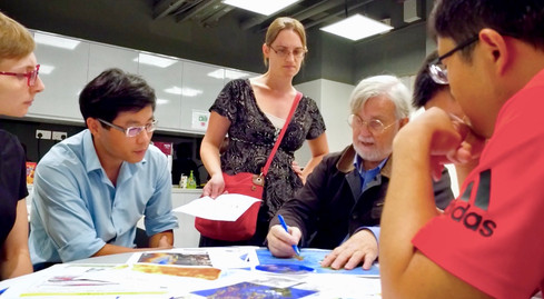 Earth Observatory of Singapore scientists discuss recent Indonesia earthquake and subsequent tsunami