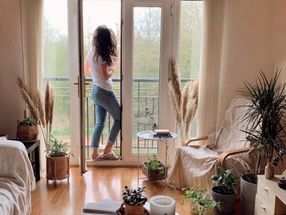 10 beautiful plant homes that have us inspired during lockdown