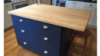 Apel Woodwork Counter Top Replacement Credit