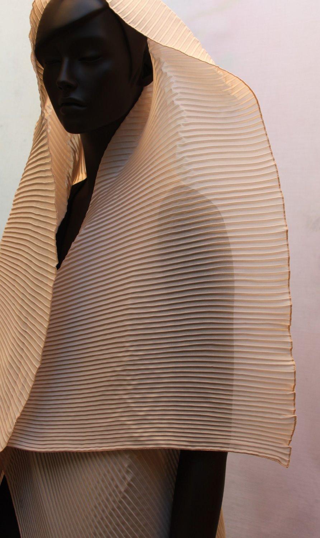 The corrugation