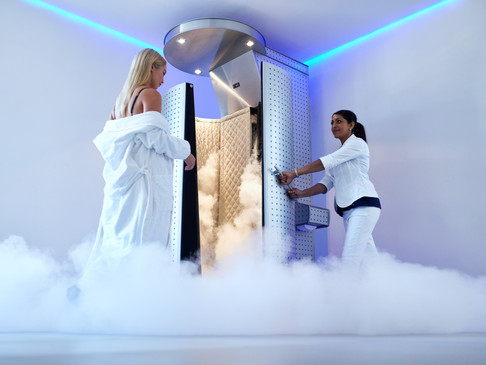 Blisters & Burns:  Cryotherapy Insurance for your Defense!