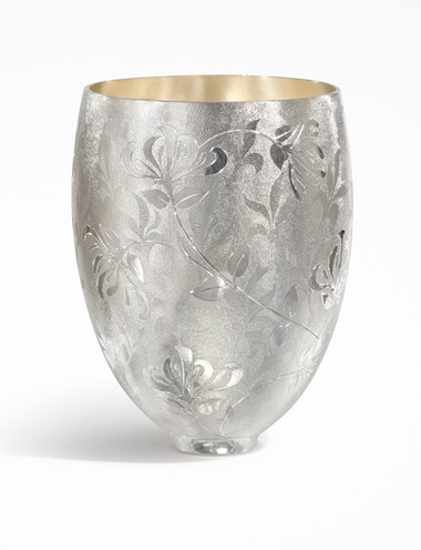 Honeysuckle vase