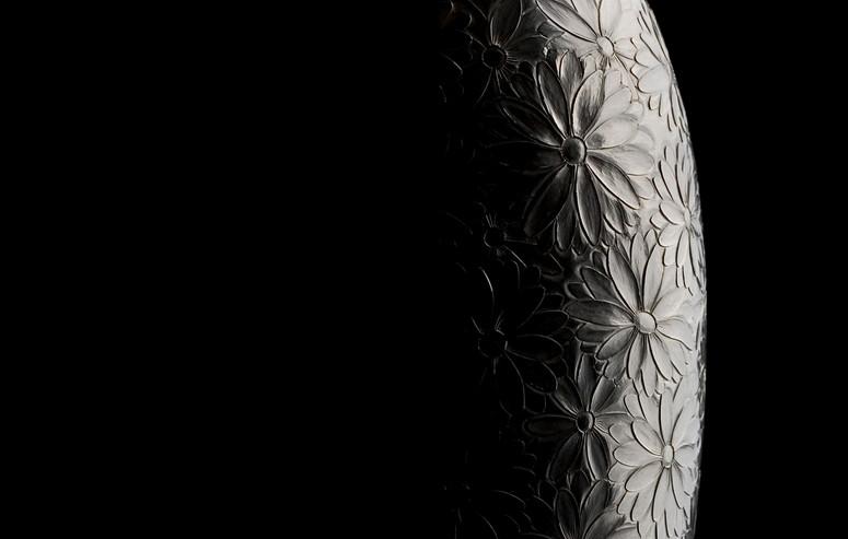Chrysanthamum Vase