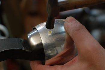 Inlaying