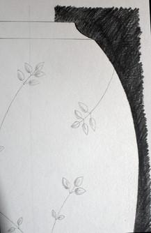 Vase Drawing.