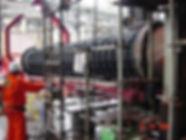 Expander, Caucaia, Fabrica, manutenção, trocadores de calor, permutador, petrobras, braskem, vale, feixe tubular,tubos,troca térmica, estrutura, casco, espelhos, cabeços, condensador, placas,berço, cbm, Bronswerk, alta pressão, temperatura, tecnologia, preservação, chicanas helicoidais, alta pressão, incrustação, solda de selagem, orbital, inserts, cti, saca feixe aereo, saca feixe autopropelido