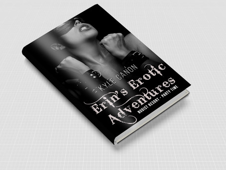 Erin's Erotic Romance - Nudist Resort - Party Time