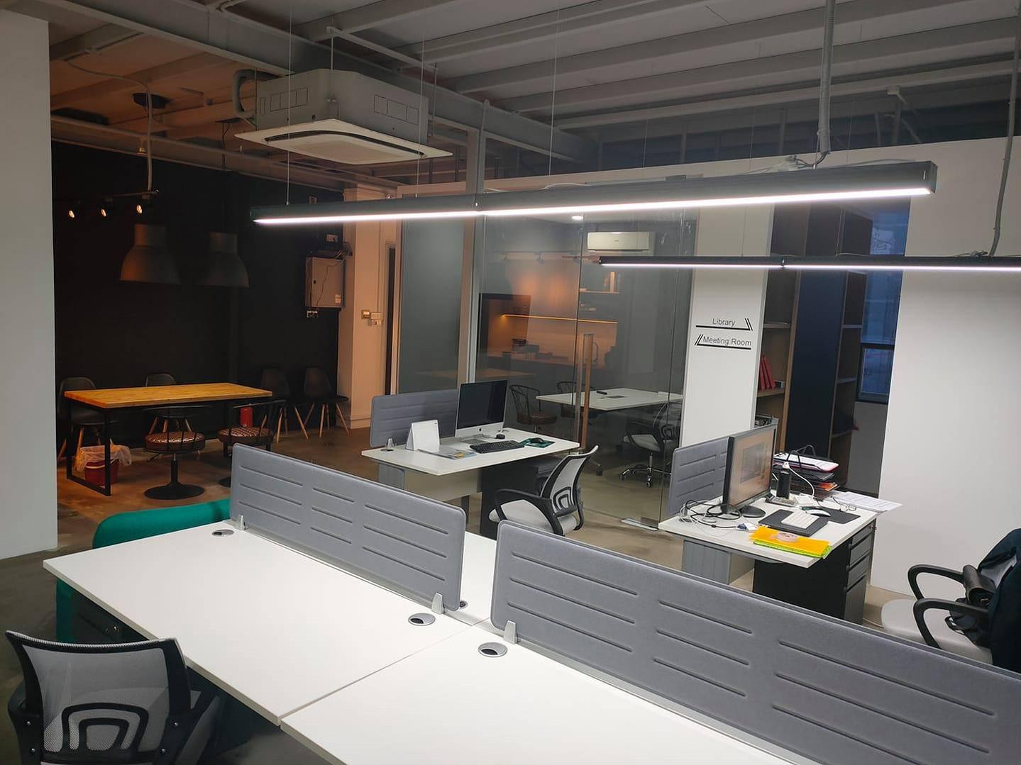 Design & Relax Area