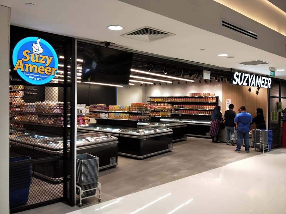 Retail outlet renovation
