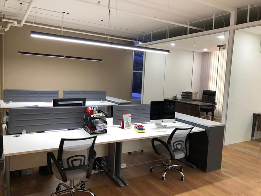 Drafting & Account Area