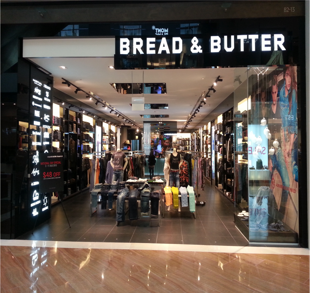 Bread & Butter at MBS