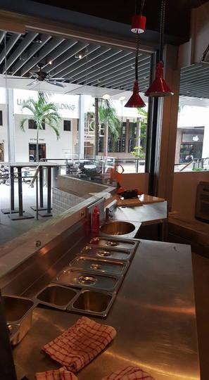 f&b cafe restaurant