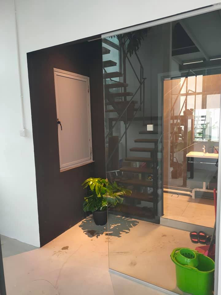 Restroom + Facility